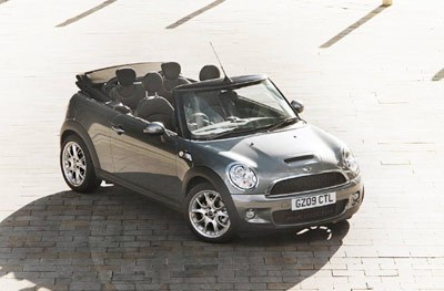 New Mini Cabrio is open-air fun with a lively drive to boot