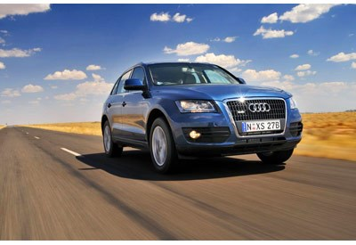 LAUNCHED: Sporty Audi Q5 soft roader is a classy drive