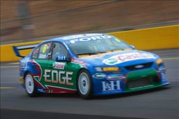 New V8 supercar fuel blend passes first test