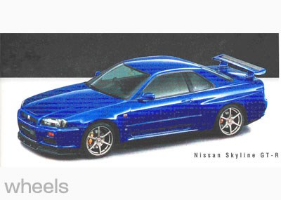 GT-R RETROSPECTIVE: Skyline GT-R goes for broke - Nissan GT-R