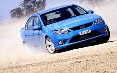 COTY 2008 - Ford Falcon