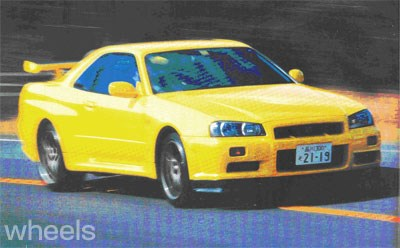 GT-R RETROSPECTIVE: Skyline's New Limit - Nissan GT-R