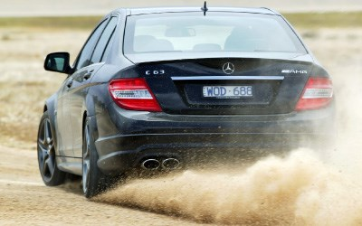 COTY 2008 - Mercedes-Benz C63 AMG