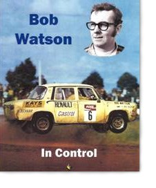 BOOK REVIEW: In Control by Bob Watson