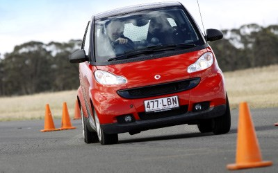 COTY 2008 - Smart ForTwo