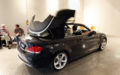 COTY 2008 - BMW 1 Series Coupe and Convertible