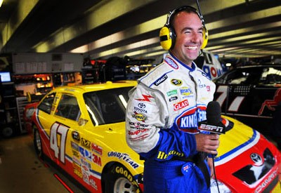 Q & A with Marcos Ambrose on Daytona