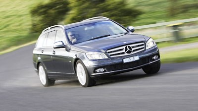 Benz C220 CDI Long Termer - January 2009