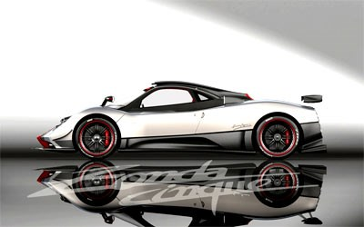 Five star Zonda R