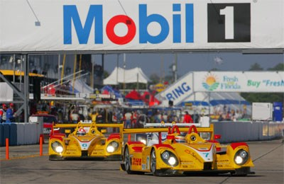 Porsche breaks a two-decade drought at Sebring