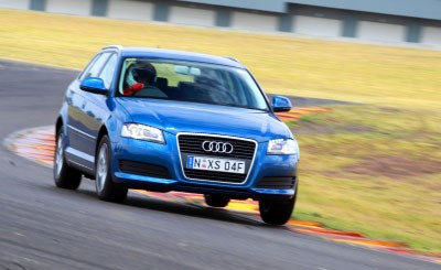 Fast, fun, frugal - 9th Audi A3