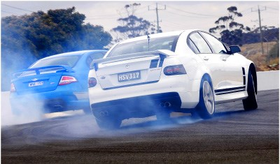 Road v Race - Aussie battlers!