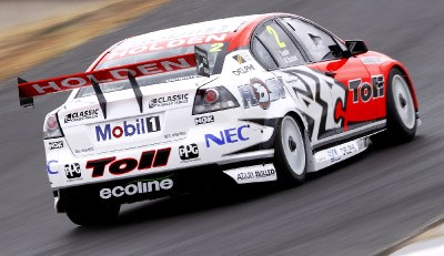 Road v Race - HRT V8 Supercar