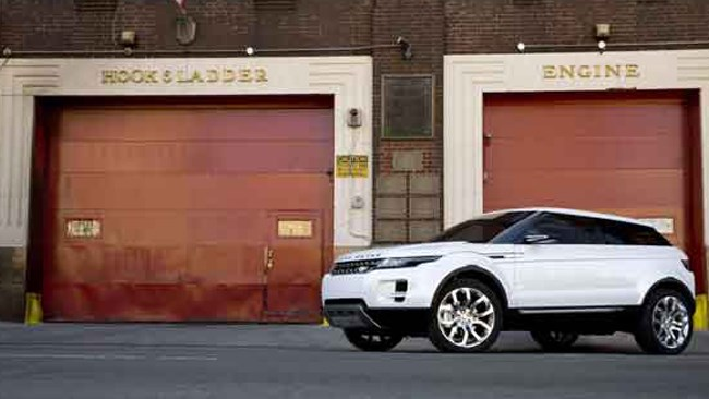 Land Rover LRX review
