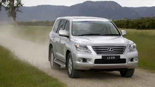 Lexus LX570 review