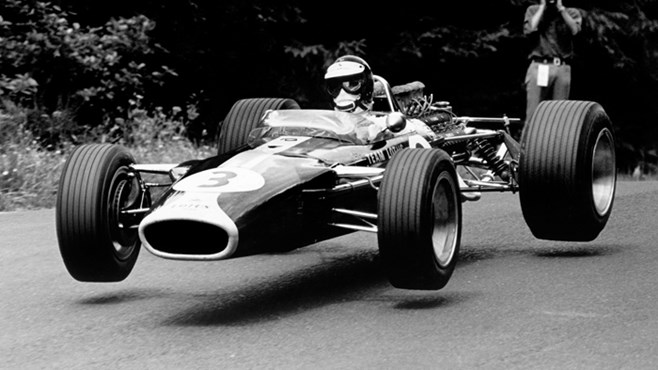 Lotus 49-Cosworth