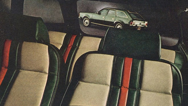 1972 Gucci AMC Hornet station wagon