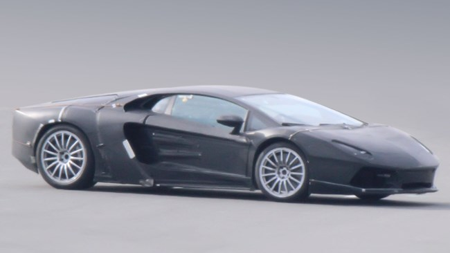 All new Lamborghini revealed