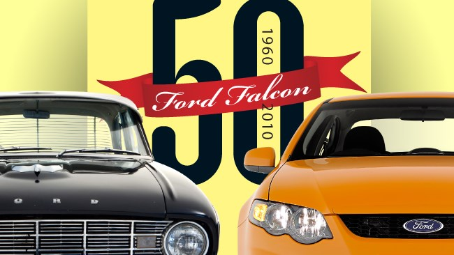 Video: Falcon turns 50