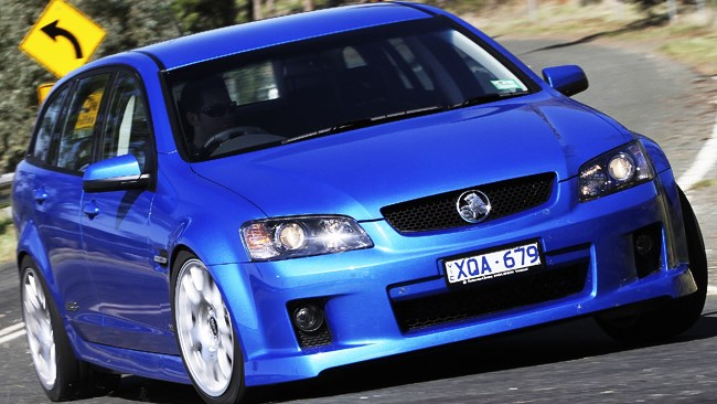 RS454 Wagon