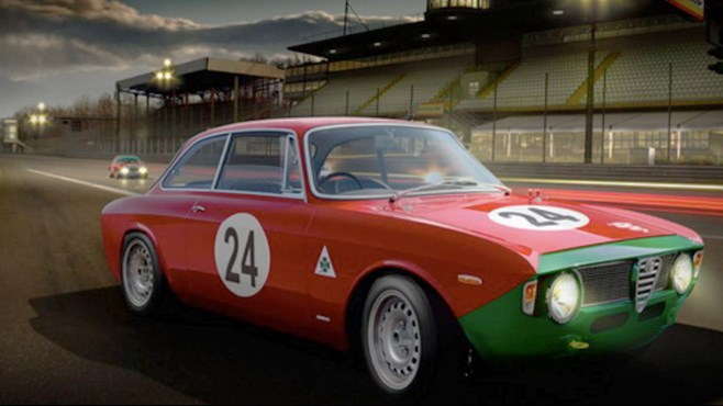 Avatar artist creates an Alfa Romeo art collection
