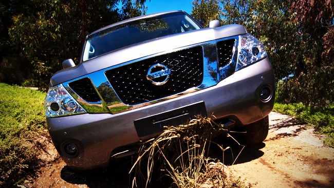 Vehicle Test: Nissan Patrol