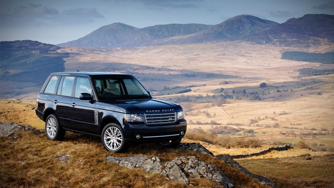 Range Rover Vogue review