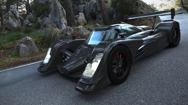 Batmobile to go into mass production