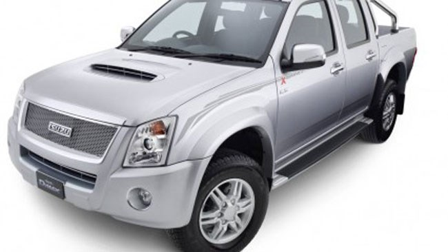 Isuzu D-Max X-Runner Limited Edition On Sale