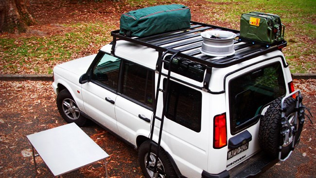 Tech: Roof Racks