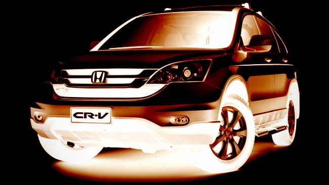 2012 Honda CR-V delayed by Japan disaster