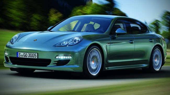 Porsche Panamera diesel on sale in Oz