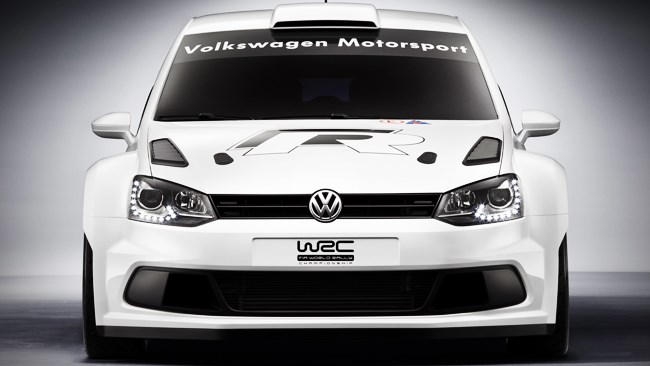 Volkswagen launches WRC assault