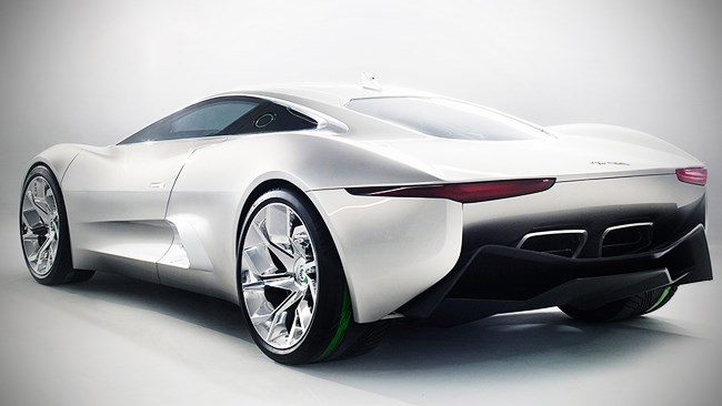 Jaguar confirms C-X75 Hybrid Supercar