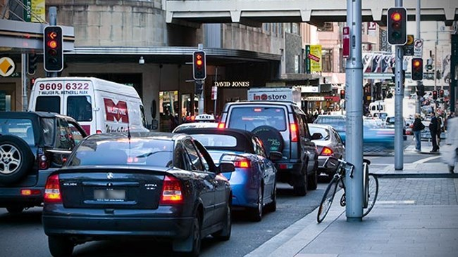NRMA releases 10-step traffic congestion strategy