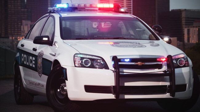 Holden Caprice favourite in US Police tests
