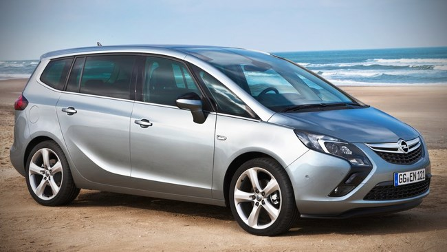 Opel Zafira for Oz?