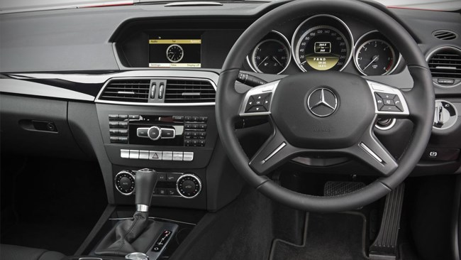 Mercedes launches C-Class facelift