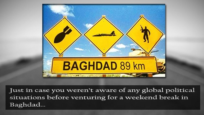 Bizarre Road Signs of the World