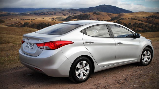 Hyundai keeps Elantra name, reveals pricing