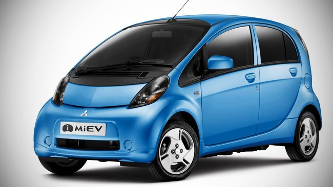 Mitsubishi iMiev is $48,800