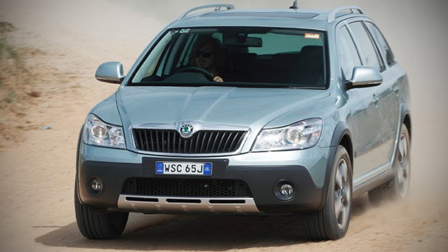 Skoda Octavia Scout review