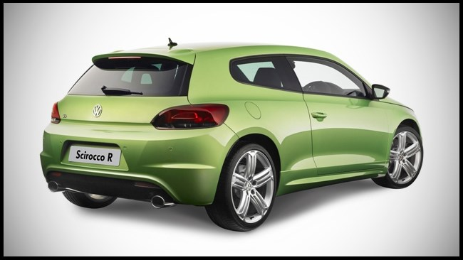 Volkswagen confirms the Scirocco R Sports