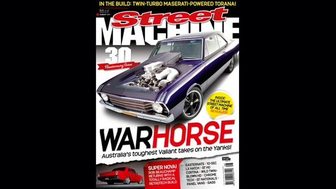 Street Machine 30th Anniversary Issue