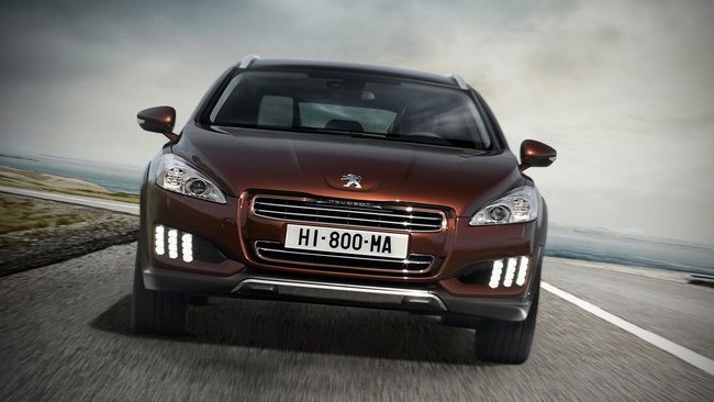 Peugeot forecasts 70% sales growth by 2013