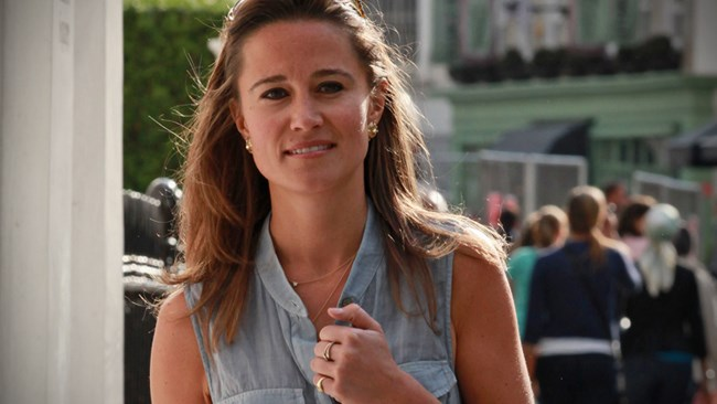 Pippa Middleton's $60k BMW gets clamped