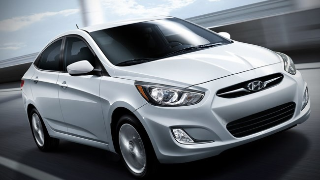 Hyundai's Korean Accent