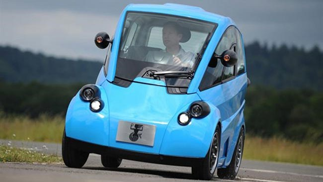 The world's most efficient electric car