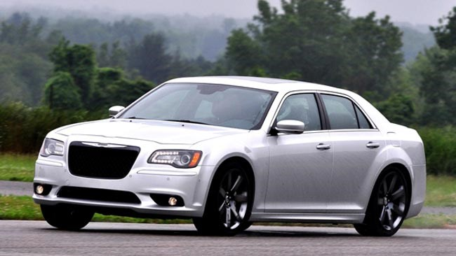 Chrysler SRT here in 2012
