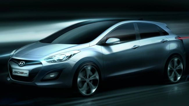 New-gen i30 imminent